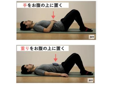 腹式呼吸の効果を高める方法